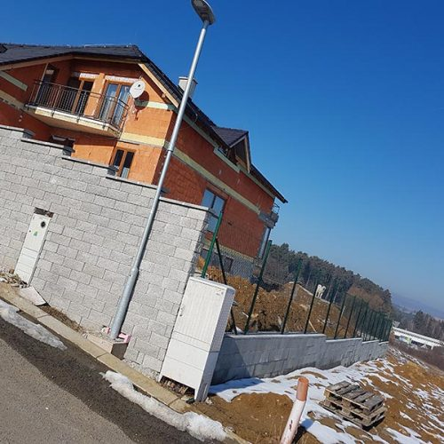 Rodinný dom Kováčová stavba domu na kľúč