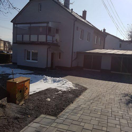Rekonštrukcia rodinného domu Zvolen