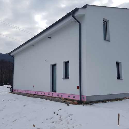 Rodinný dom sekier stavba domu na kľúč